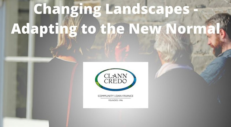 Changing lanscapes